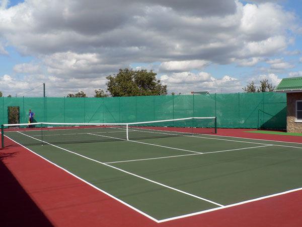 Сетка для теннисных кортов купить