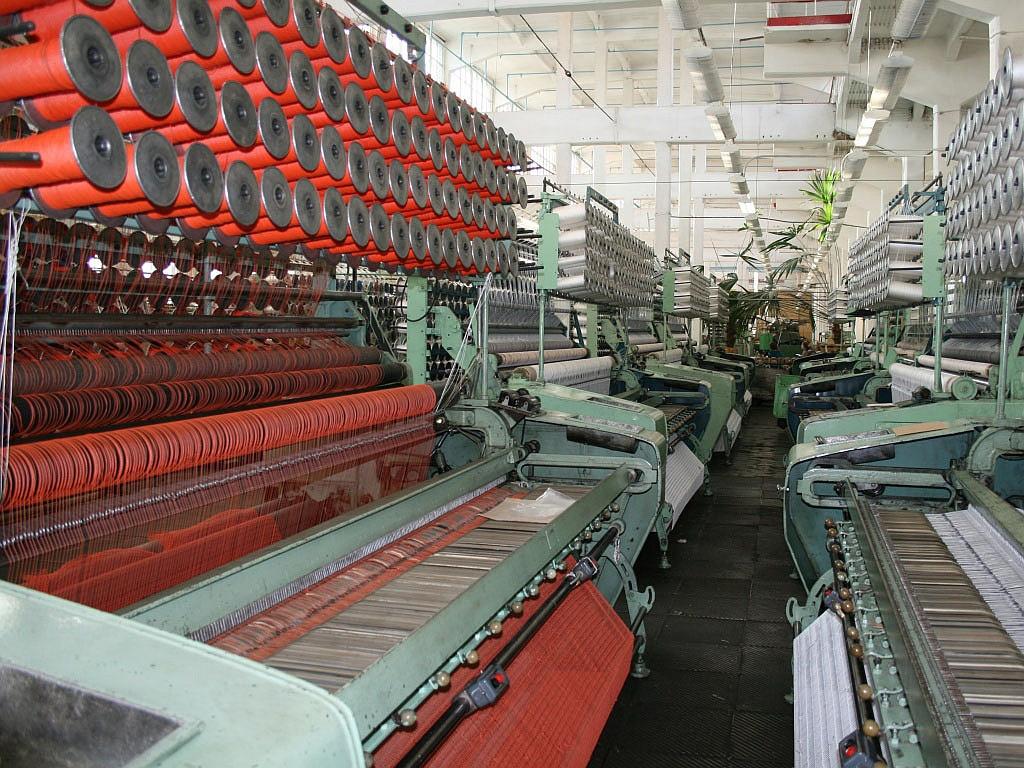 Производство заградительной сетки