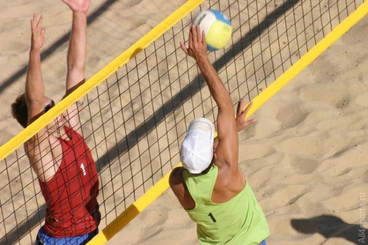 Сетка для пляжного волейбола Ds-6St
