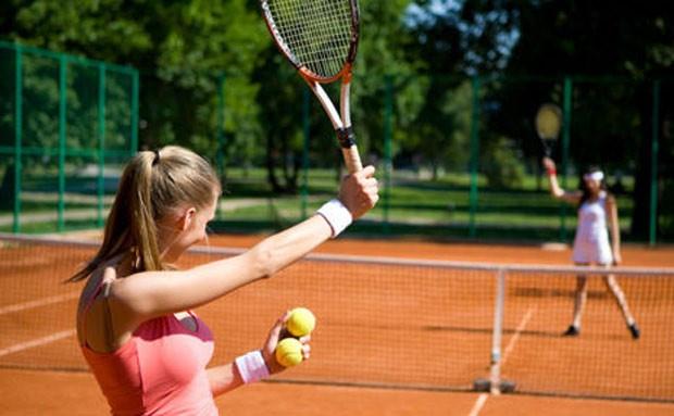 Kyпить сетку для большого тенниса